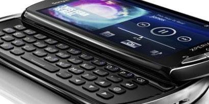 Imagem de 8 aparelhos com Android que possuem teclado físico no site TecMundo