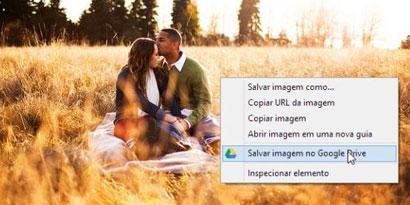 Imagem de Como salvar arquivos diretamente no Google Drive no site TecMundo