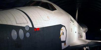 Imagem de Ônibus espacial Enterprise já está em exposição no museu de Nova York no site TecMundo