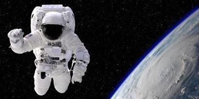 Imagem de Logo você poderá saber como o espaço cheira no site TecMundo