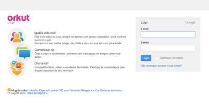 Imagem de Orkut: como recuperar um perfil excluído no site TecMundo