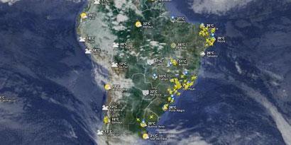 Imagem de Serviço online permite que você rastreie qualquer voo no mundo no site TecMundo