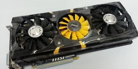 Imagem de Confira imagens da GeForce GTX 780 Lightning da MSI no site TecMundo