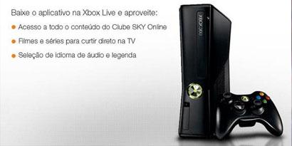 Imagem de Serviço de TV por assinatura SKY Online chega ao Xbox 360 no Brasil no site TecMundo