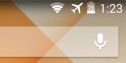Imagem de Android 4.4: como ativar a exibição do percentual no indicador de bateria no site TecMundo