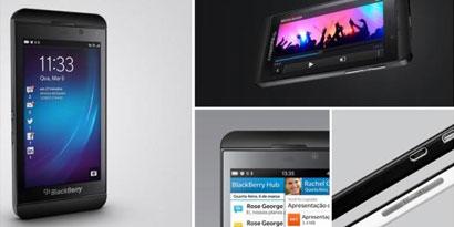 Imagem de Blackberry Z10 já tem atualização e ainda não chegou ao Brasil ou EUA no site TecMundo