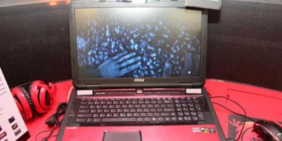 Imagem de MSI apresenta ao mundo o notebook gamer GT70 Dragon Edition 2 Extreme no site TecMundo