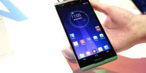Imagem de Conheça o Hisense X1, o smartphone que é praticamente um tablet no site TecMundo