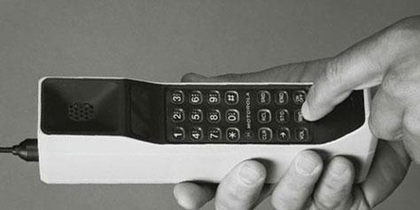 Imagem de Há 30 anos era lançado o primeiro celular do mundo no site TecMundo