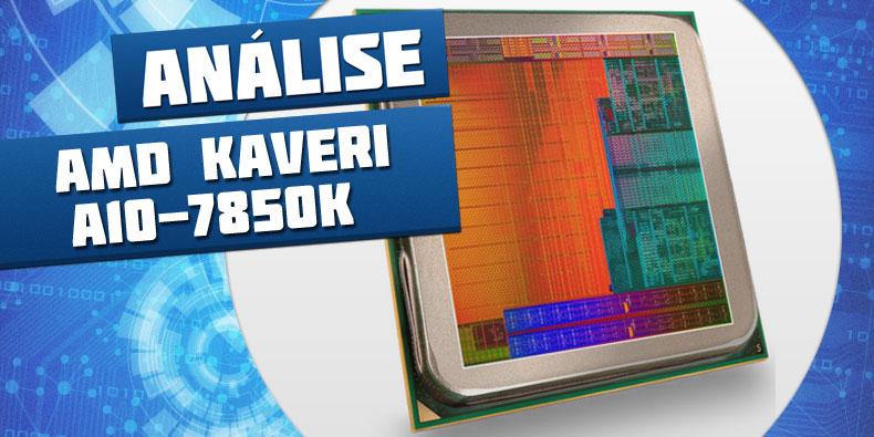 Imagem de Análise: testamos o novo processador AMD Kaveri A10-7850K no site TecMundo