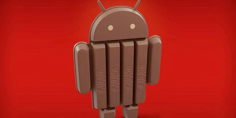 Imagem de KitKat está em 13,6% de todos os aparelhos Android ativos no site TecMundo