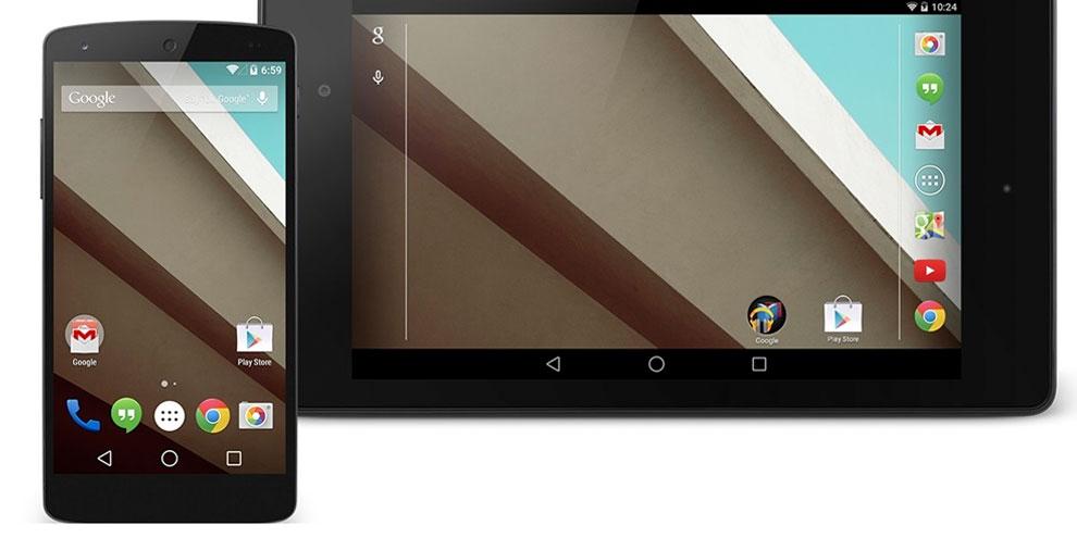 Imagem de Kit de desenvolvimento para o Android L já está disponível para Nexus 5 e 7 no site TecMundo