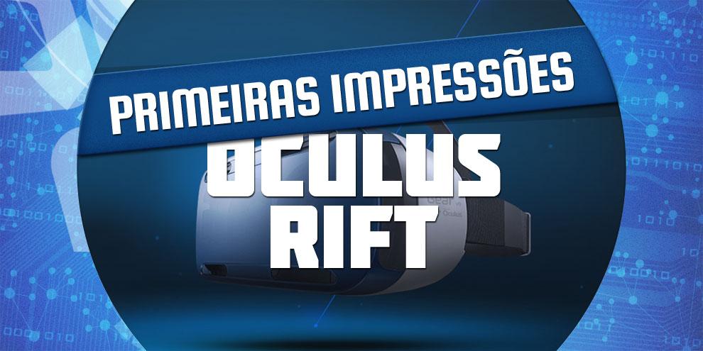 Imagem de Testamos o Oculus Rift: dispositivo que pode ser o futuro dos jogos [vídeo] no site TecMundo