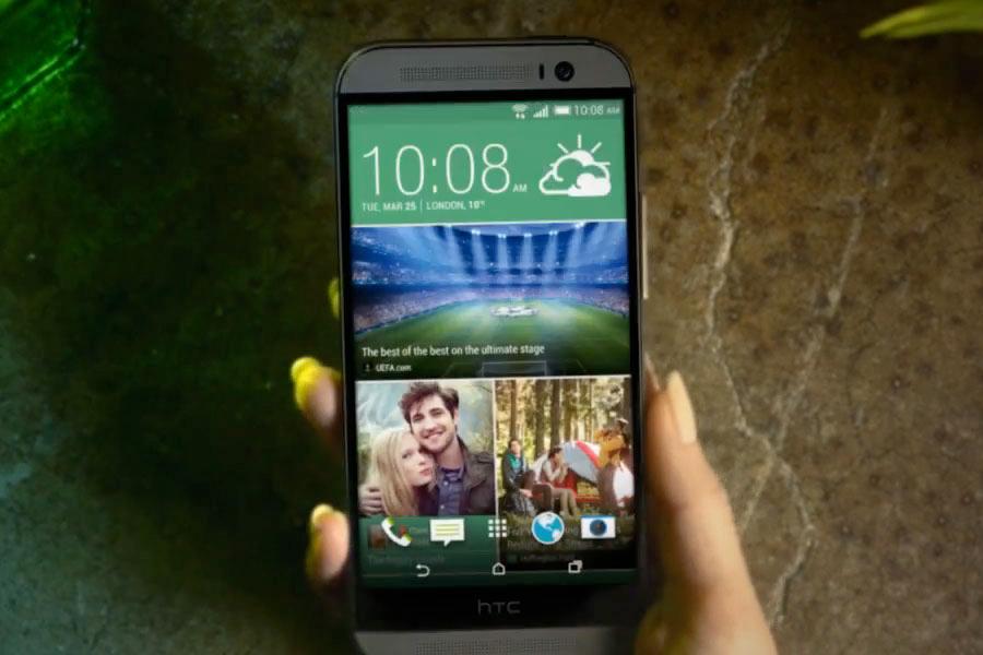 Imagem de Para selfies: HTC apresenta primeiro smartphone com câmera frontal de 13 MP no site TecMundo