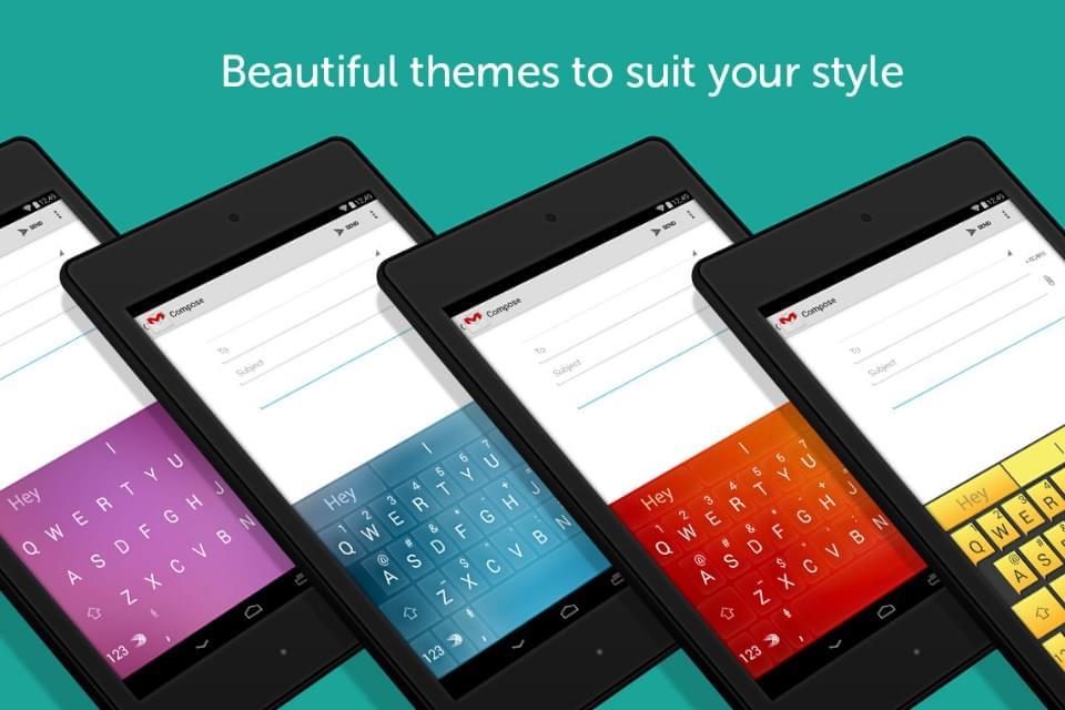 Imagem de 7 dos melhores teclados alternativos para Android, iPhone e iPad no site TecMundo
