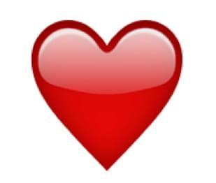 Resultado de imagem para emoji coração