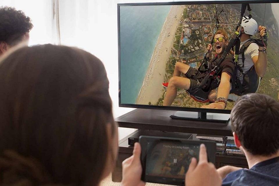 Imagem de Agora você pode mexer no Chromecast pelo controle remoto da TV no site TecMundo