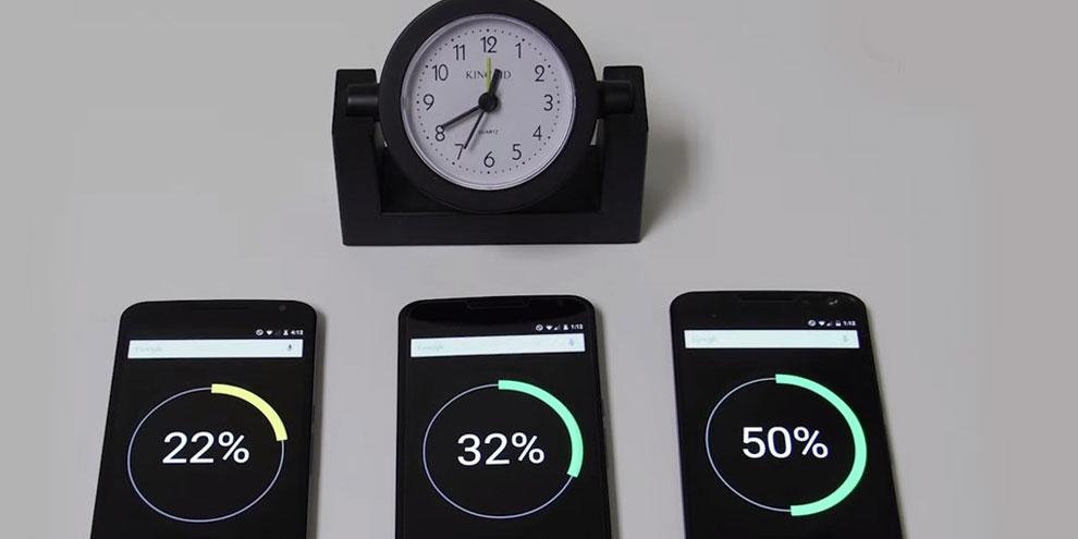 Imagem de Qualcomm compara Quick Charge 2.0 com carregadores normais [vídeo] no site TecMundo