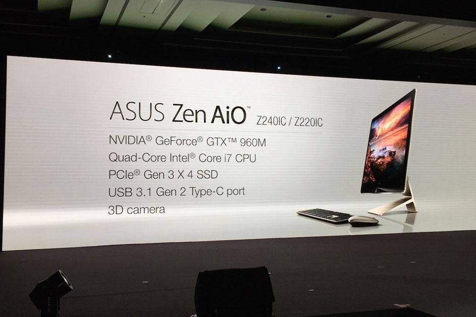 Imagem de ASUS lança poderoso all-in-one Zen AiO no tecmundo