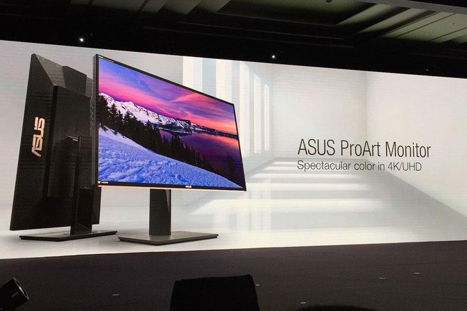 Imagem de ASUS revela monitor profissional 4K ProArt PA329Q no tecmundo