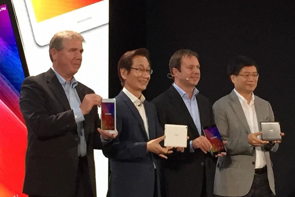 Imagem de ZenPad: conheça a nova linha de tablets da ASUS no tecmundo