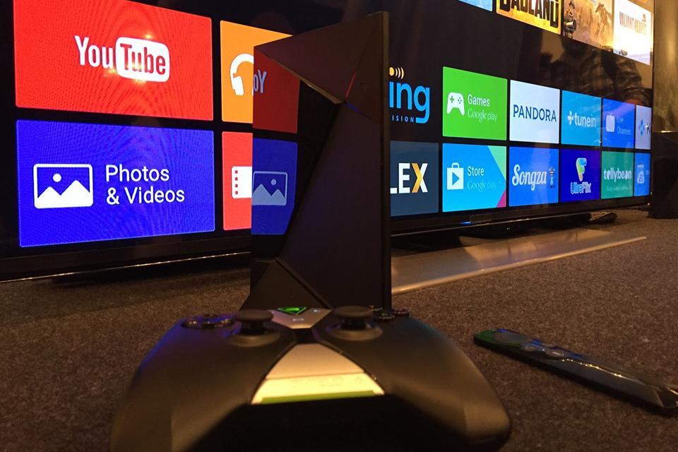 Imagem de Primeiras impressões: testamos o NVIDIA Shield Android TV no tecmundo