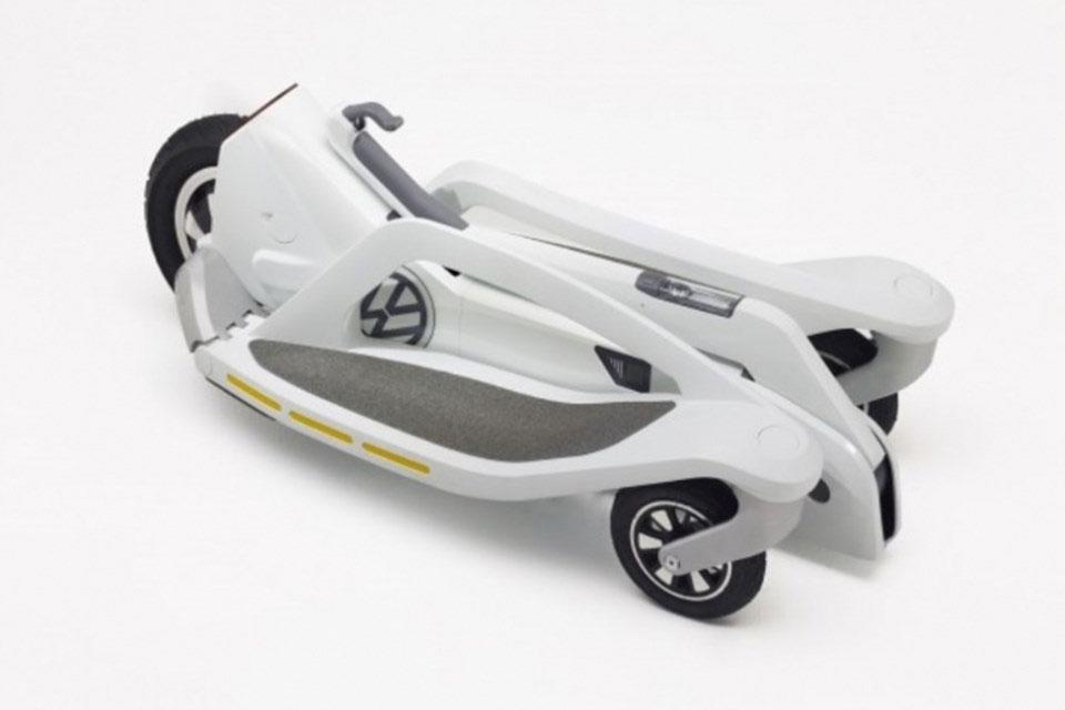 Imagem de Concorrente do famoso Segway será fabricado pela Volkswagen no tecmundo