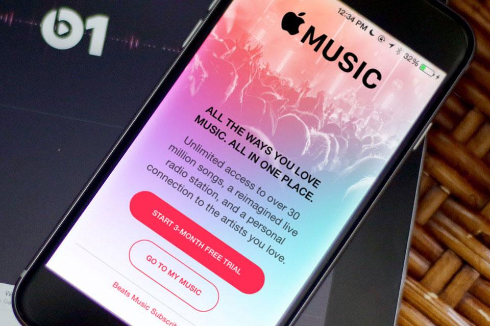 Imagem de Testamos o serviço de streaming Apple Music no tecmundo