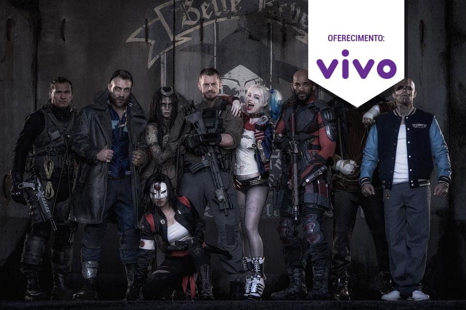 Imagem de Esquadrão Suicida na Comic-Con: vídeo com as primeiras cenas do filme no tecmundo