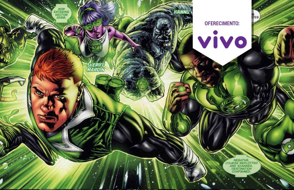 Imagem de Filme do Lanterna Verde ganha título oficial revelador no tecmundo