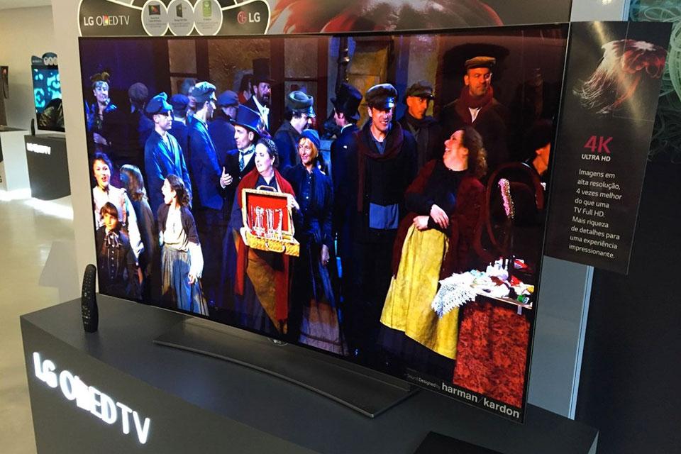 Imagem de LG lança nova geração de TVs OLED com tecnologia orgânica no tecmundo