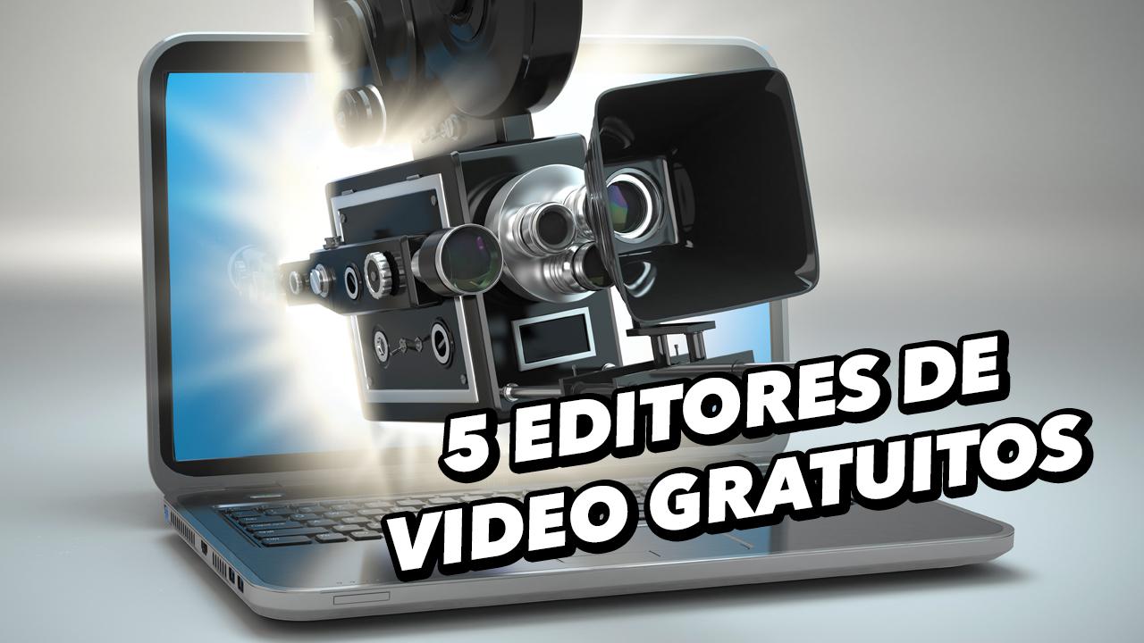 Imagem de 5 programas gratuitos para editar vídeos no tecmundo