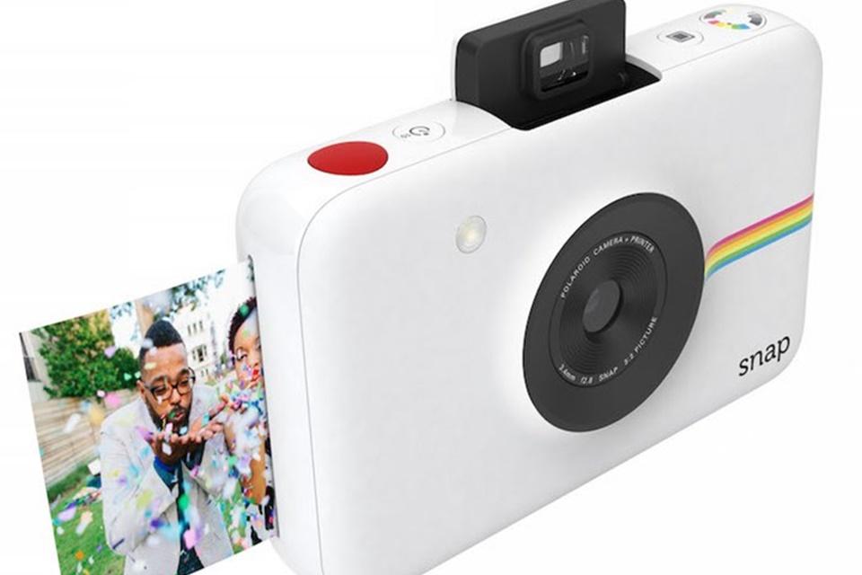 Imagem de Por US$ 99, Polaroid Snap permite imprimir fotografias sem utilizar tinta no tecmundo