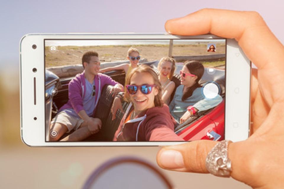 Imagem de Lenovo Vibe S1: conheça o primeiro smartphone com duas câmeras para selfies no tecmundo