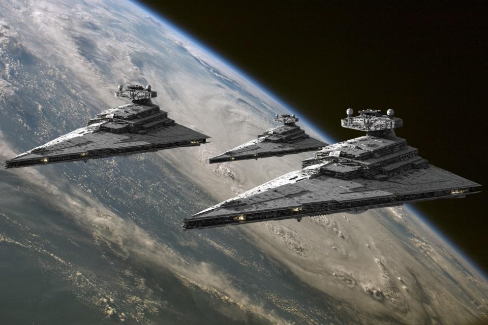 Imagem de Teria a Curiosity flagrado nave de Star Wars acidentada em Marte? no tecmundo