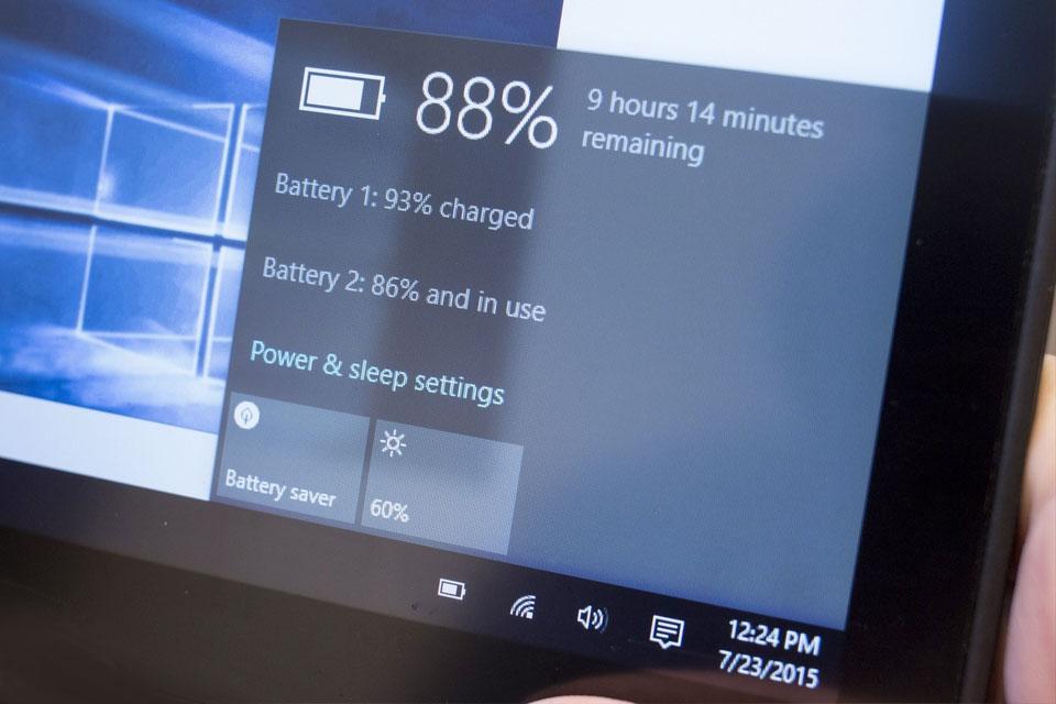 Imagem de Teste: Google Chrome é o navegador que mais come bateria no Windows 10 no tecmundo