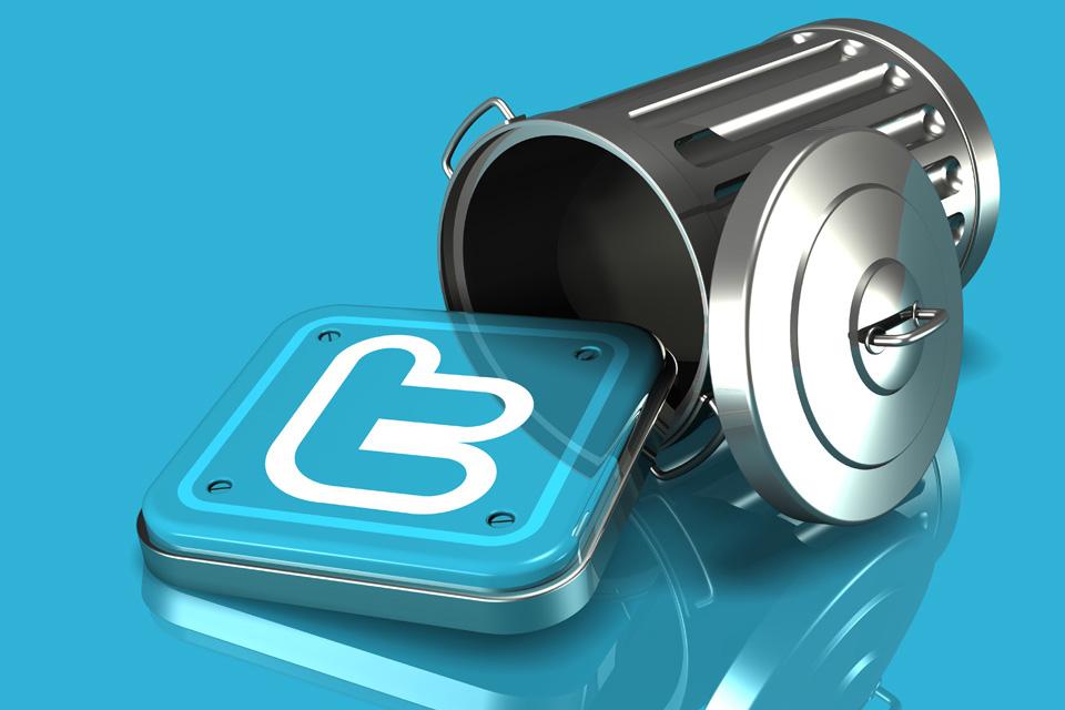 Imagem de 5 maneiras de deletar todos os seus tweets no site TecMundo