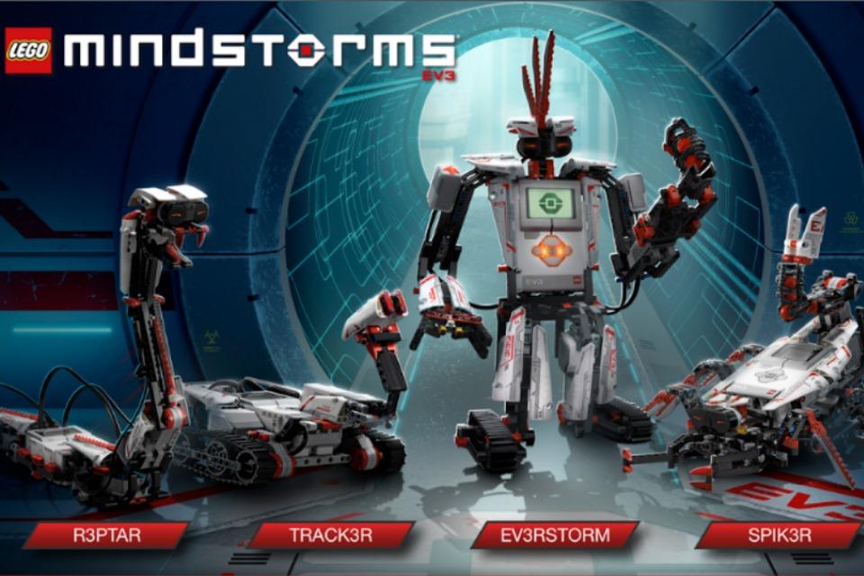 Imagem de App para programar robôs LEGO chega a tablets Android no tecmundo