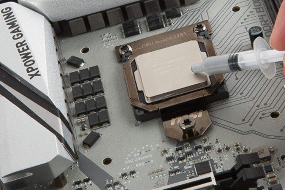 """Imagem de MSI lança """"escudo"""" para impedir que processadores entortem dentro do PC no tecmundo"""