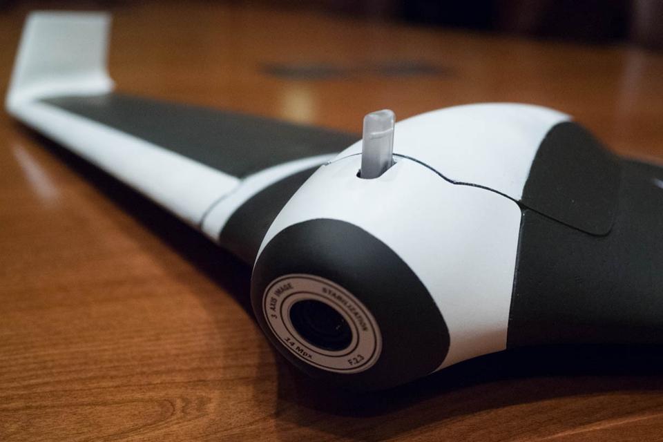 Imagem de Novo drone Disco da Parrot chega com formato de avião e pilotagem fácil no tecmundo
