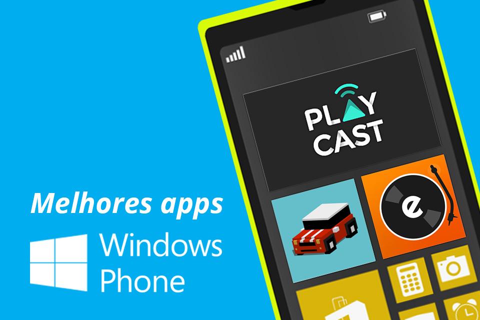 Imagem de Melhores apps de Windows Phone: 07/01/2016 no tecmundo