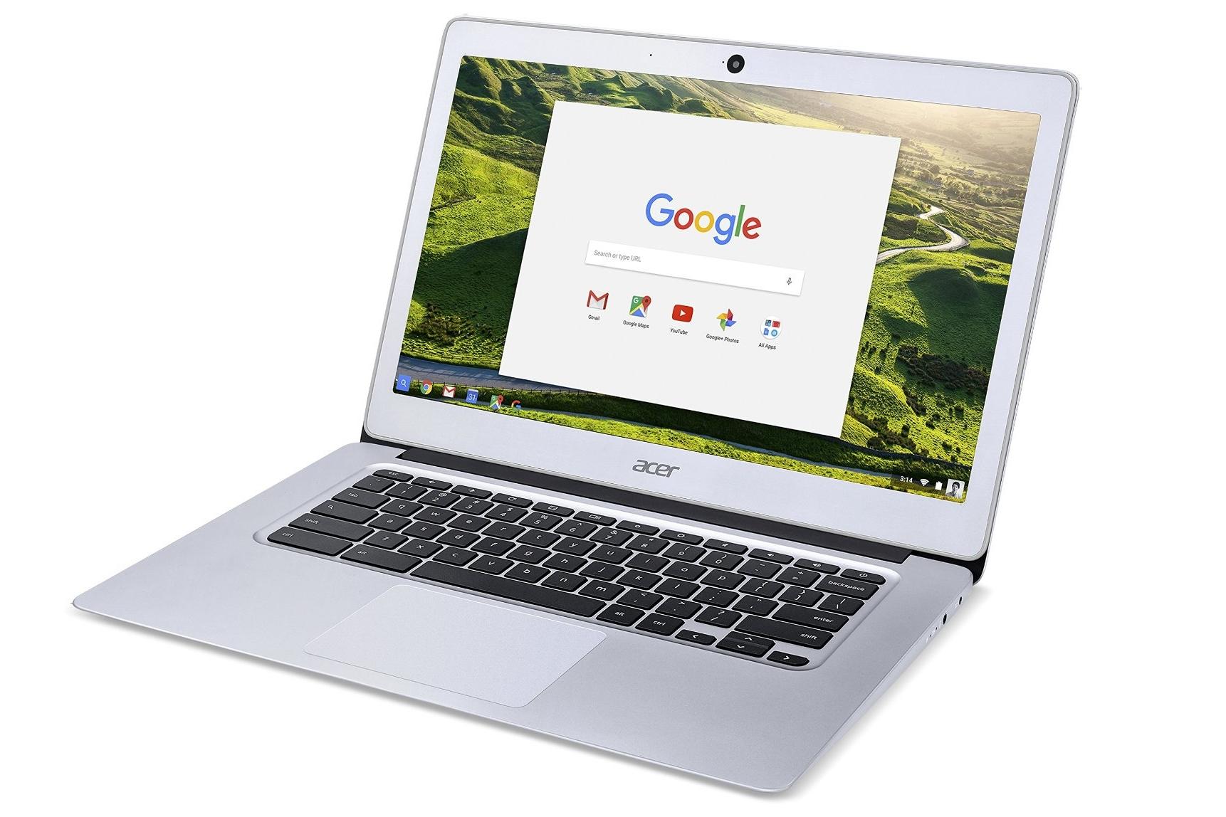 Imagem de Chromebook 14: aparelho da Acer tem bateria com até 14 horas de duração no tecmundo