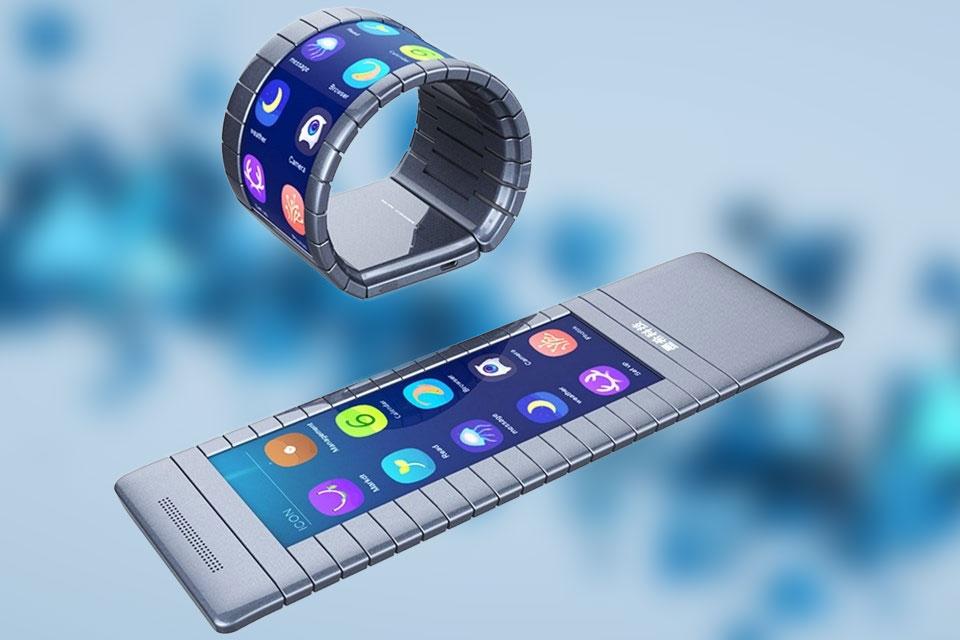 Imagem de Startup chinesa pode revolucionar o mundo com celular de tela dobrável no tecmundo