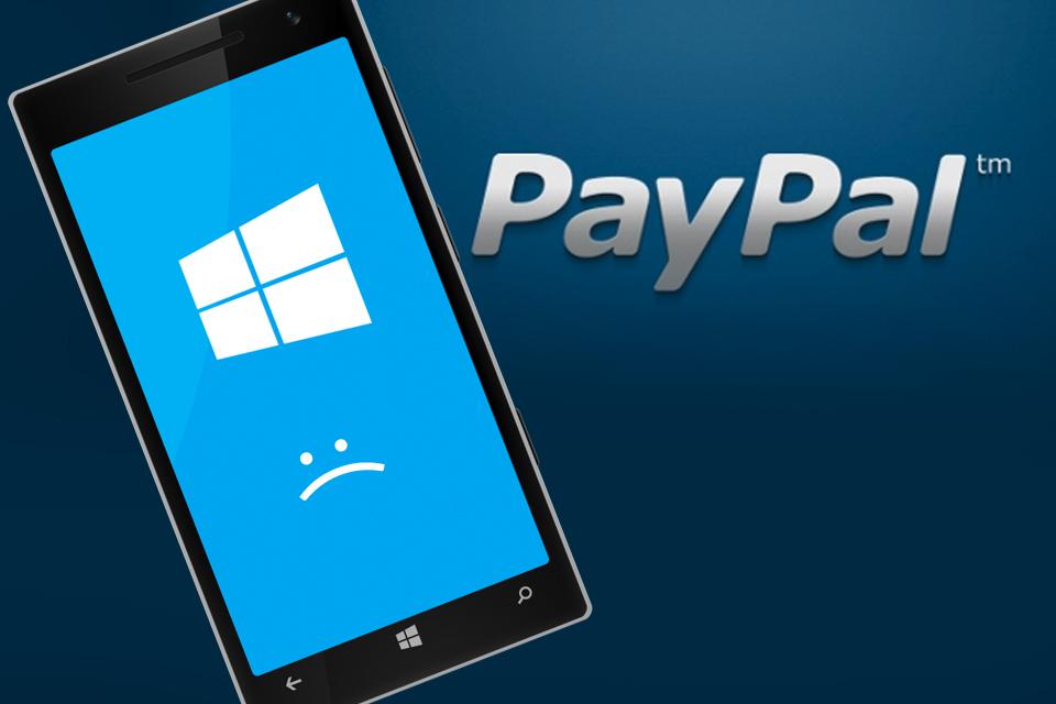 Imagem de App do PayPal deixará de funcionar no Windows Phone no final de junho no tecmundo