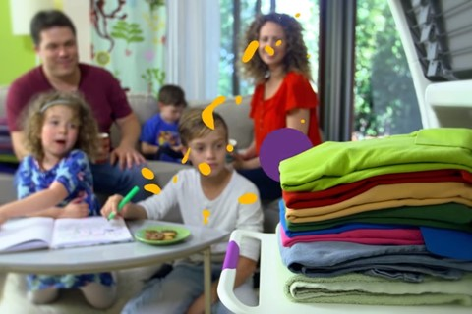 Imagem de FoldiMate: a máquina que dobra e desamassa suas roupas para você no tecmundo