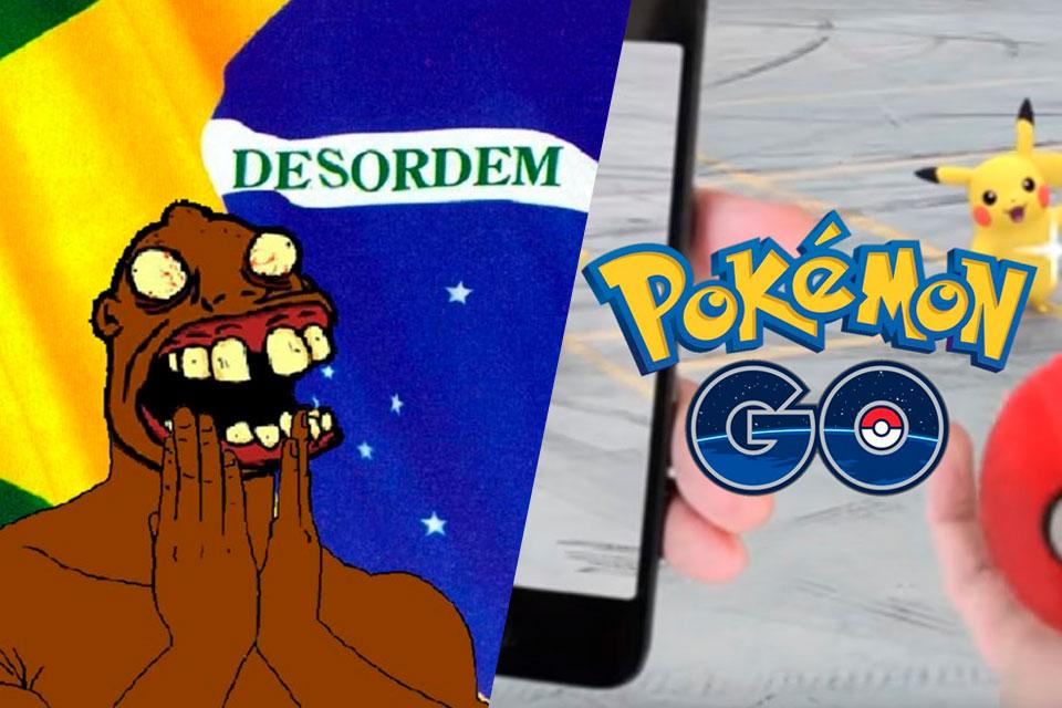 Imagem de A zoeira não tem limites: memes sobre Pokémon Go explodem na internet no tecmundo