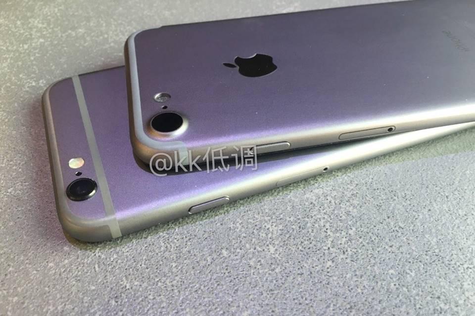 Imagem de Vídeo revela suposto iPhone 7 em comparação com o iPhone 6s no tecmundo