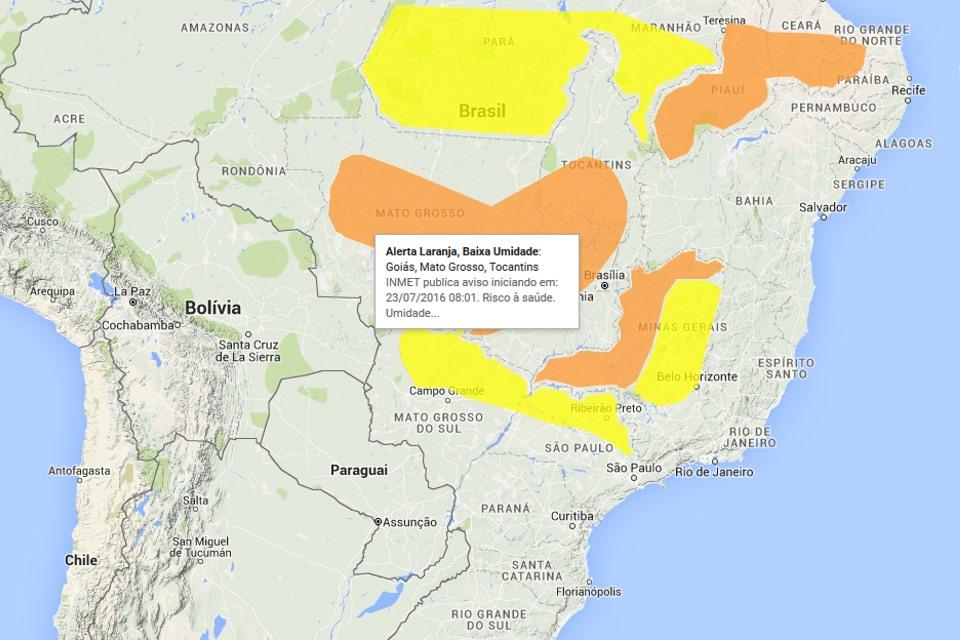 Imagem de Google Search, Maps e Now agora exibem alertas públicos sobre o clima no tecmundo