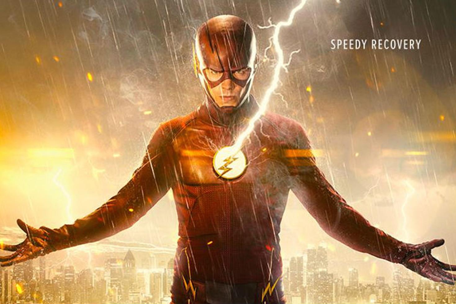Imagem de The Flash: trailer da Comic-Con revela nova linha temporal na 3ª temporada no tecmundo