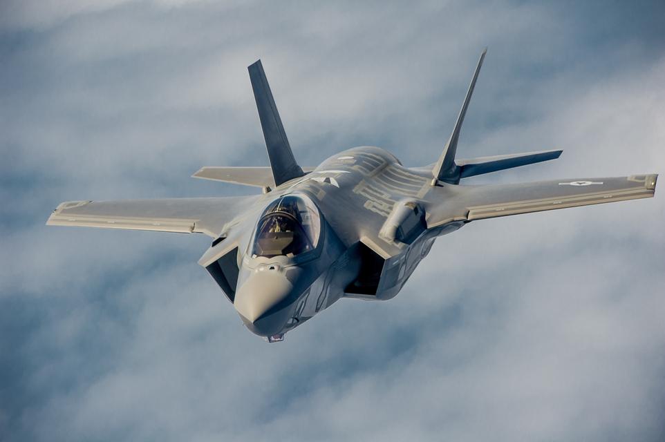 Imagem de Confira o arsenal completo de 8 toneladas de um caça F-35 Lightning II no tecmundo